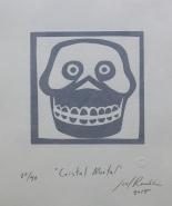 """Cristal Mortal"" Joel Rendón"