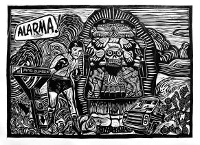 """""""Infortunios de la fe"""" Manuel Ruelas"""